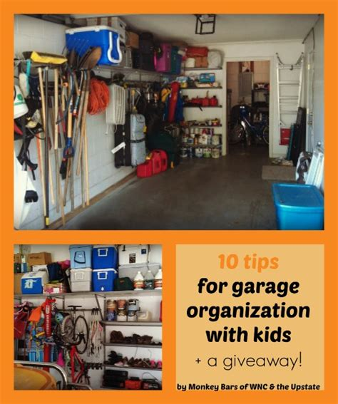 tips for organizing garage garage organization 10 tips for it for