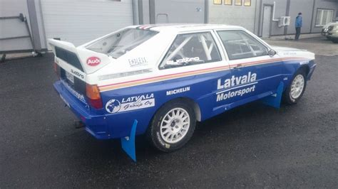 Audi Konzern by Kalusto Latvala Motorsport Oy