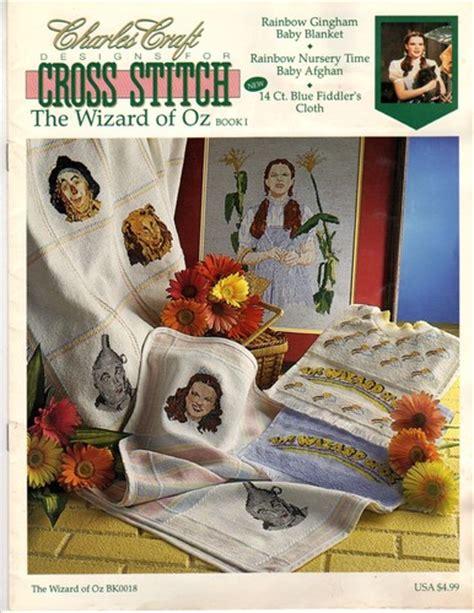 charles craft charles craft the wizard of oz cross stitch stash