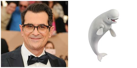 ty burrell dory finding dory meet the voices behind the lovable