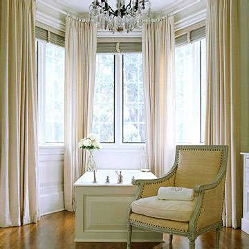 Bathroom Bay Window Treatments 25 Cool Bay Window Decorating Ideas Shelterness For
