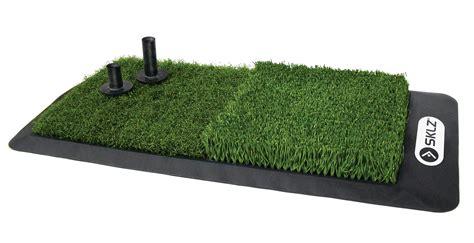How To Make A Golf Practice Mat by Golf Hitting Mat By Sklz Golf Golf Aids