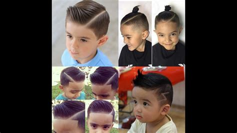 Baby Boy Haircut Styles For Your Lovely Toddler 2017   YouTube