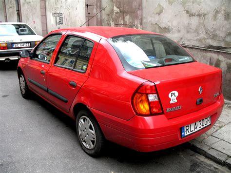 renault clio symbol renault clio symbol thalia 2000 on motoimg com
