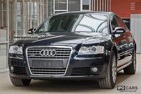 Audi A8 Gepanzert by 2006 Audi A8 W12 Quattro B7 Armored Armored Vehicle