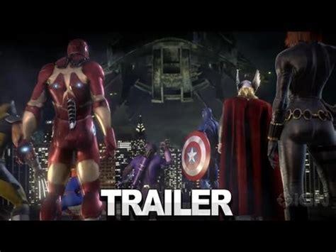 marvel avengers battle earth trailer comic