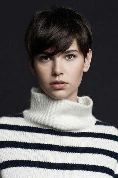 brunette hairstyles winter 2014 18 short hairstyles for winter most flattering haircuts