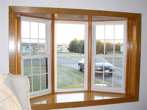 Difference Between Bay And Bow Windows bow and bay windows replacement windows eau claire