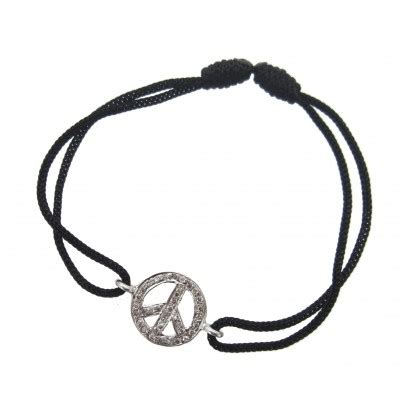 Best Quality Peace Charm buy peace sign bracelet in india at best