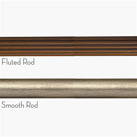3 inch curtain rods 1 3 8 quot drapery rod traditional wood drapery curtain