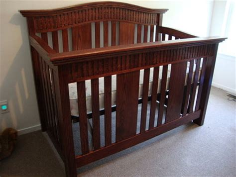 woodworking plans baby crib wood plans  plans
