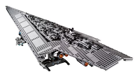 Designer Chess Sets by Lego Announces Star Wars Super Star Destroyer Executor