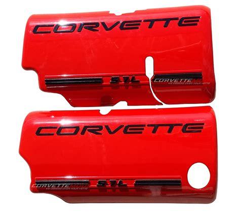 c5 corvette cover c5 corvette 1999 2004 custom painted fuel rail covers
