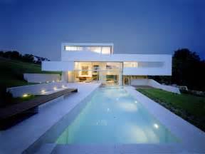 Luxury Modern Home Luxury Austrian Property Architecture Style
