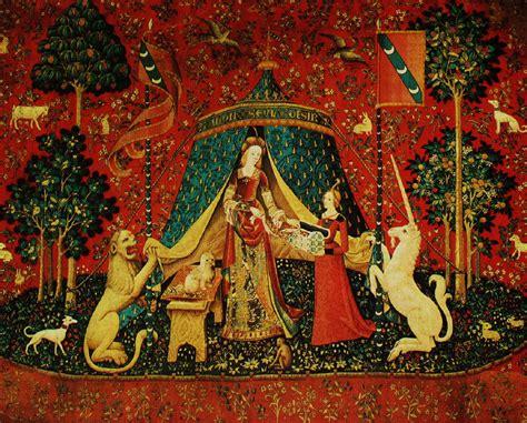 Tapisserie De La Dame à La Licorne by La Dame A La Licorne I Underground Conspiracies