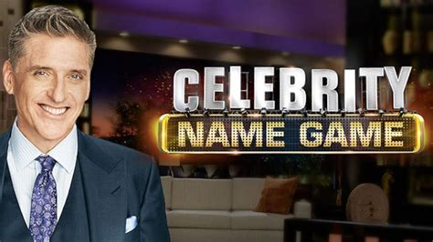 celebrity game shows on tv celebrity name game game shows 2014 present tv passport