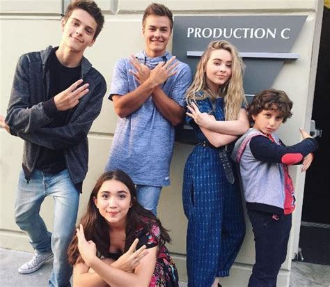 cast of girl meets world takes over times square good no new episode of girl meets world this friday when
