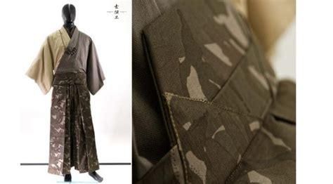 Spreibedcover Set Katun Jepang Garis Lines intip cara desainer jepang hidupkan lagi baju tradisionalnya lifestyle liputan6