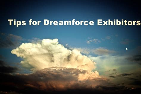 who are the exhibitors that are going to be at the international hair show in atlanta tips for first time dreamforce exhibitors