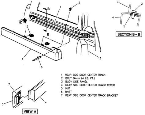 service manuals schematics 1999 daewoo nubira spare parts catalogs service manual 1999 daewoo nubira sliding door bracket replacement honda odyssey 1999 2004