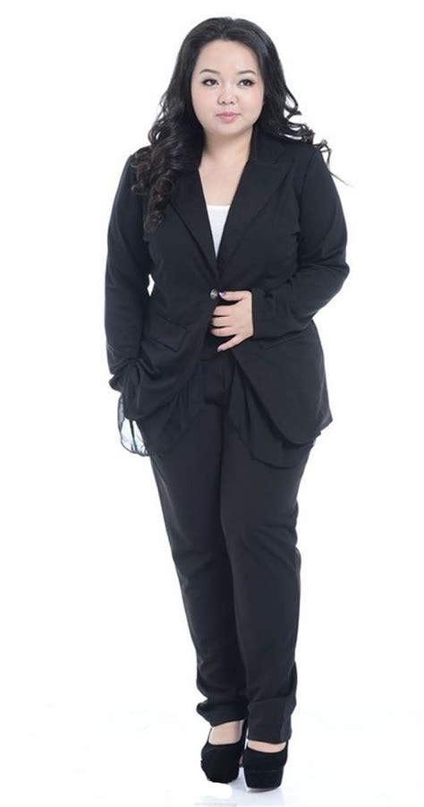 Baju Kerja Big Size Tips Berbusana Untuk Wanita Bertubuh Big Size Toko