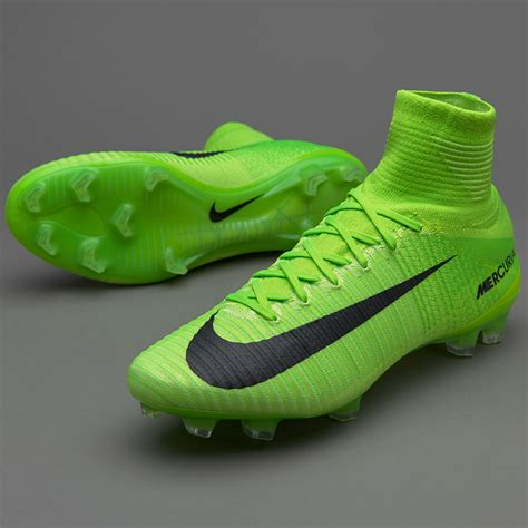 Sepatu Nike Mercurial sepatu bola nike mercurial superfly v fg electric green black ghost green