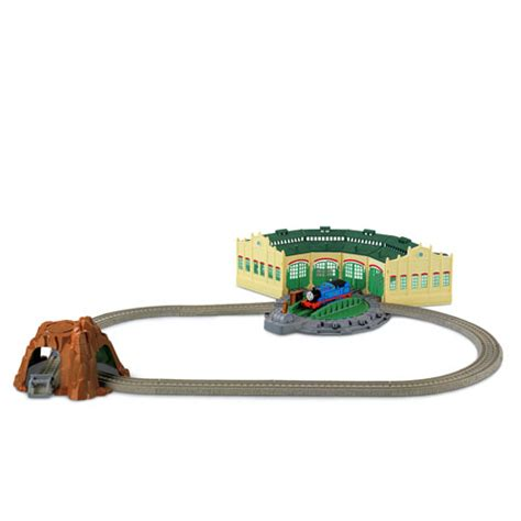 The Trackmaster Tidmouth Sheds object moved