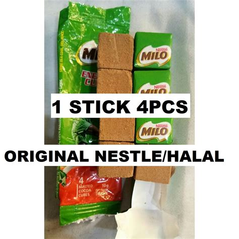 Milo Cube 100pcs buy best deal nestle milo cube stick 25stick
