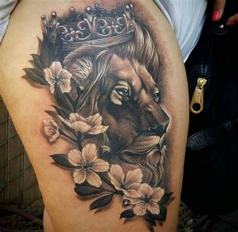 tattoo queen west lion tattoo king and queen danielhuscroft com