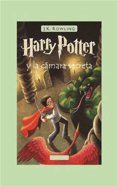harry potter yla camara secreta pdf harry potter y la c 225 mara secreta libro 2 pdf libros pdf