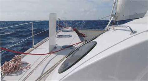 catamaran vs monohull for cruising sailhandling monohull vs multihull catamarans guide