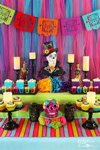 Dia De Los Muertos Party Decorations 13 Lovely Dia De Los Muertos Party Ideas B Lovely Events