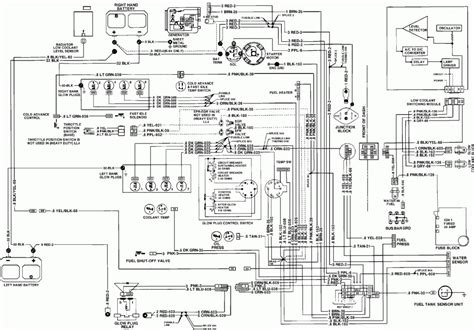 1982 chevy truck wiring diagram wiring diagrams wiring