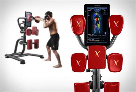 nexersys boxing unit