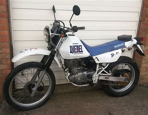 Suzuki Dr 200 For Sale suzuki dr200 e djebel for sale r2wtrials r2wracing
