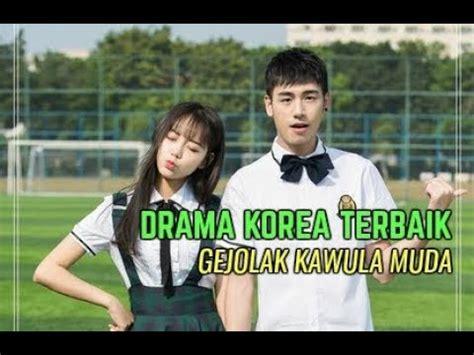 film korea terbaik untuk remaja 6 drama korea terbaik 2017 bertema remaja youtube