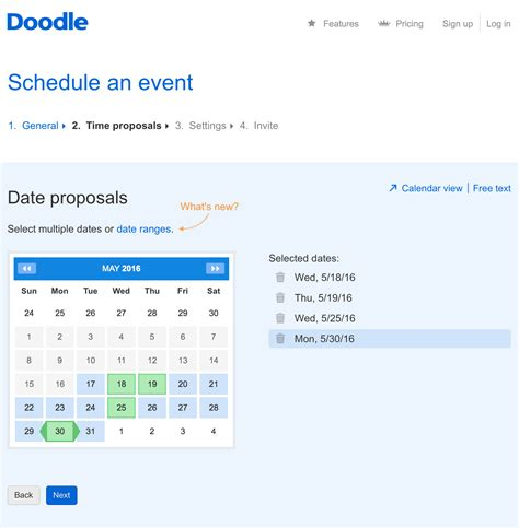 how do i use doodle to schedule meetings md tech tips use doodle to schedule meetings with