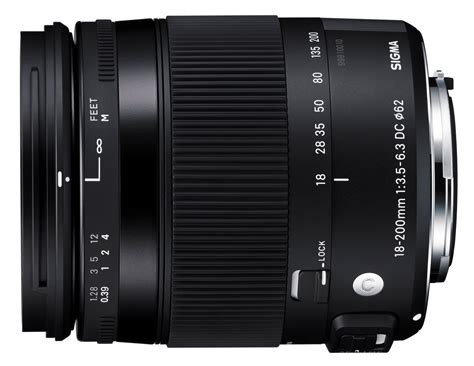 Specs Sigma Sigma 18 200mm F 3 5 6 3 Dc Macro Os Hsm C Specifications And Opinions Juzaphoto