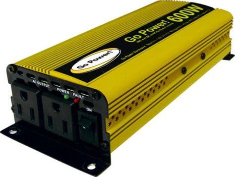 Greentek Power Inverter 600 Watt Charger 600 Watt go power gp 600 600 watt modified sine wave inverter
