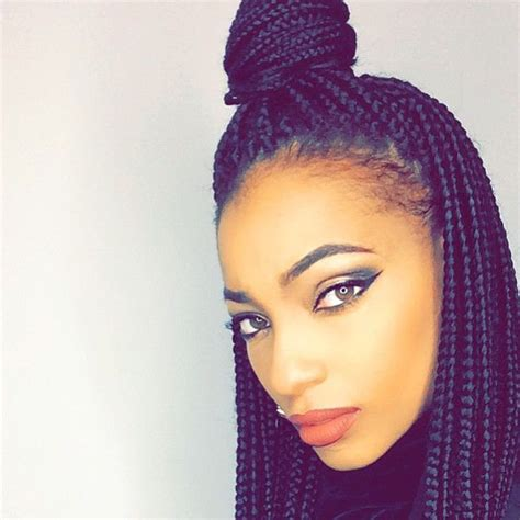 black braids with the 25 best ideas about american braids on