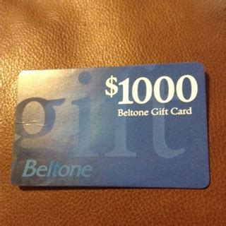 1000 gift certificate dive world free 1 000 beltone hearing aid giftcard gift cards