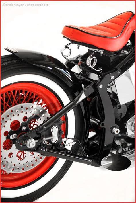 Chopper Umbauten Motorr Der by Umbau Skinny Bastard Chopper Motorrad Fotos Motorrad Bilder