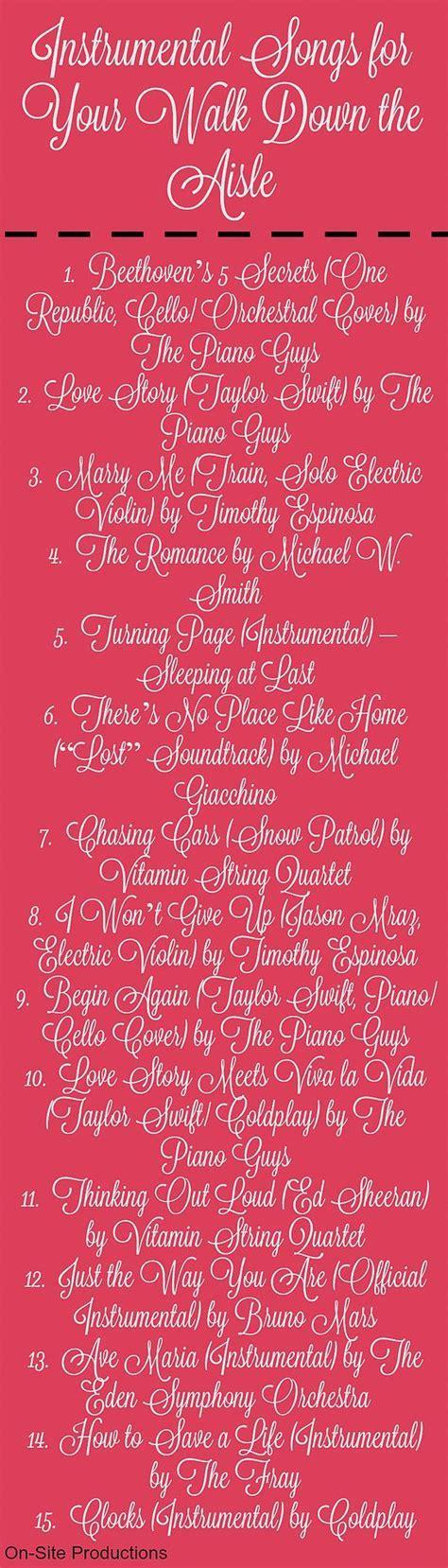 Best 20  Wedding Songs Reception ideas on Pinterest