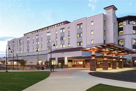 About the Hospital   Temecula Valley Hospital