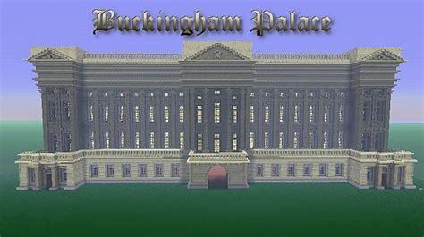 House Blueprint Ideas Buckingham Palace Minecraft Project