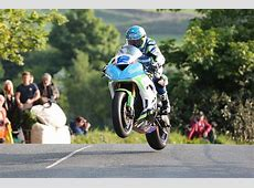 TT 2016: Harrison tops Supersport session as Dunlop ... 2016 Isle Of Man Crashes