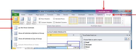 How To Remove A Pivot Table by Smart Identifying Differences Between The