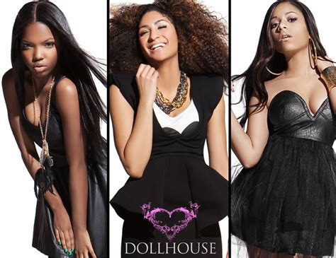 doll house love new r b girl group love dollhouse covers emotions bossip