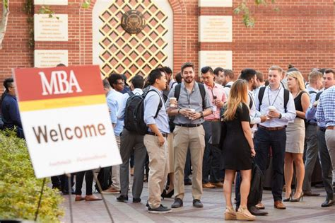 Marshall Mba Admissions by Usc Marshall Mba Program Is With To Enroll As Many