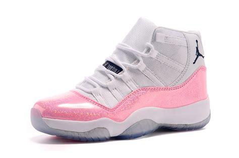whitish pink nike new jordans 2015 11 white pink colorful print new jordans 2015